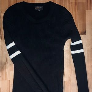 Long sleeve tight fit tee